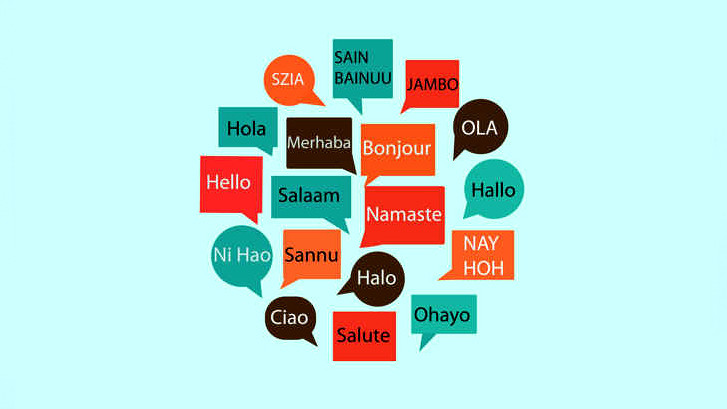 Most Spoken Languages