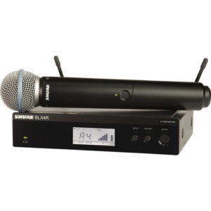 Elite Interpreters Asia Shure Microphones